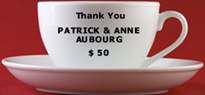 Thank you Patrick and Anne Aubourg...